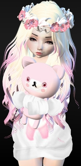Cute Sweet Pink Dolls